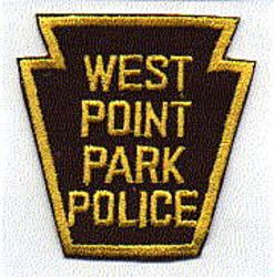 West Point Park Police Patch (PA)
