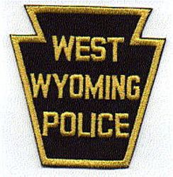 West Wyoming Police Patch (PA)