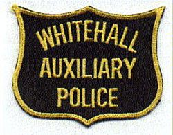 Whitehall Aux. Police Patch (PA)