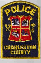 Charleston Co. Police Patch (SC)