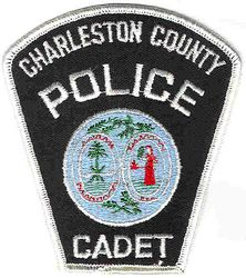 Charleston Co. Police Cadet Patch (SC)