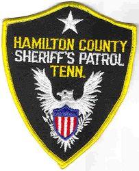Sheriff: TN. Hamilton Co. Sheriffs Patrol Patch