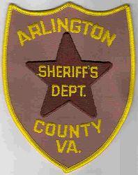 Sheriff: VA, Arlington Co. Sheriffs Dept. Patch