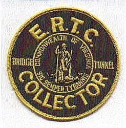 E.R.T.C. Collector Patch (VA)