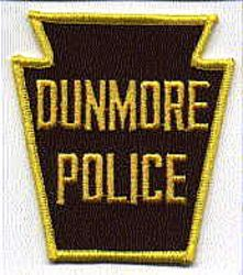 Dunmore Police Patch (PA)