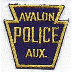 Avalon Aux. Police Patch (PA)
