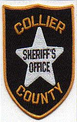 Sheriff: FL, Collier Co. Sheriffs Office Patch (color)