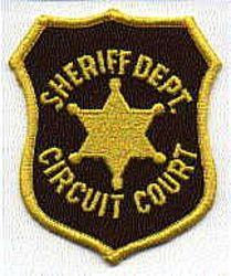 Sheriff: MN, Circuit Court Sheriffs Dept. Patch