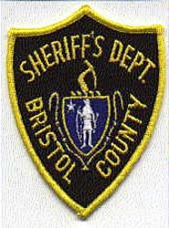 Sheriff: MA, Bristol Co. Sheriffs Dept. Patch (twill/shield)