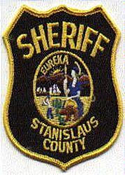 Sheriff: CA, Stanislaus Co. Sheriffs Dept. Patch