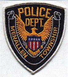 Menallen Twp. Police Patch (PA)