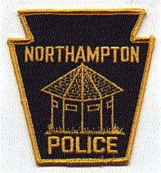 Northampton Police Patch (PA)