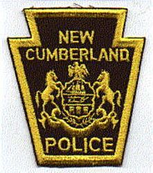 New Cumberland Police Patch (PA)