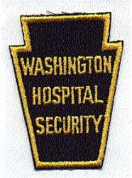 Washington Hospital Security Patch (PA)