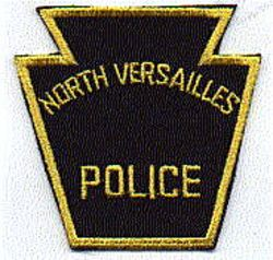 North Versailles Police Patch (twill) (PA)