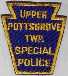 Upper Pottsgrove Twp. Special Police Patch (PA)