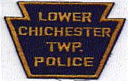 Lower Chichester Twp. Police Patch (PA)