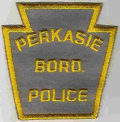 Perkasie Boro Police Patch (PA)