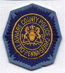 Delaware Co. Police Chiefs Patch (PA)
