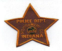 Montgomery Co. Police Patch (IN)