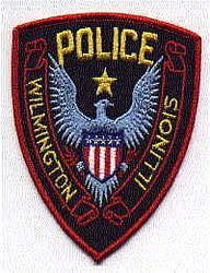 Wilmington Police Patch (IL)