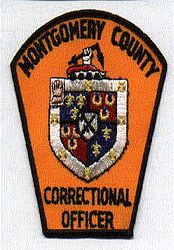 Montgomery Co. Correctional Officer Patch (MD)