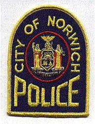 Norwich Police Patch (NY)