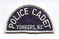 Yonkers Cadet Police Patch (NY)