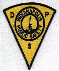 Indianapolis Dept. of Public Safety Patch (IN)