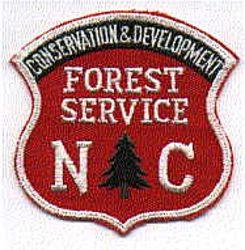 Park: NC, Forest Service Conservation & Development Patch