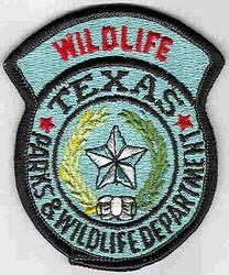 Park: TX. Parks & Wildlife Dept. -Wildlife Patch