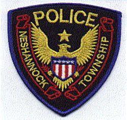 Neshannock Twp. Police Patch (PA)