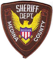 Sheriff: TX. Medina Co. Sheriffs Dept. Patch