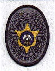 Lafayette Corrections Patch (LA)