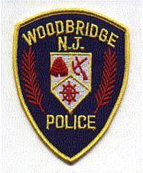 Woodbridge Police Patch (small) (NJ)
