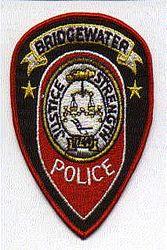 Bridgewater Police Patch (NJ)