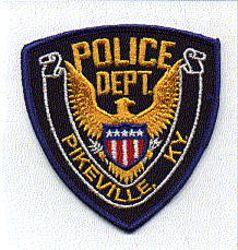Pikeville Police Patch (KY)