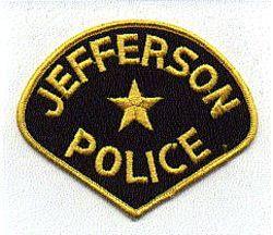 Jefferson Police Patch (PA)