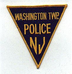Washington Twp. Police Patch (NJ)