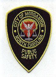 Morganton City Public Safety Patch (NC)
