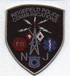 Ridgefield Communications Police Patch (NJ)