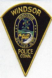 Windsor Police Patch (CT)
