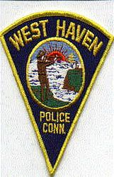 West Haven Police Patch (CT)