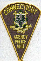 V.H.H. Agency Police Patch(CT)