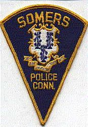 Somers Police Patch (CT)