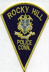Rocky Hill Police Patch (CT)