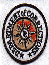 Dept. of Corrections Patch (FL)