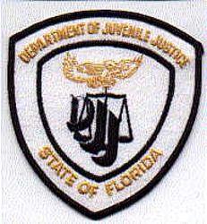 Dept. of Juvenile Justice Patch (FL)