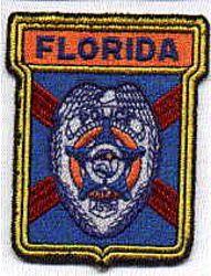 Police Association Patch (FL)