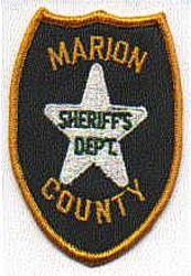 Sheriff: FL, Marion Co. Sheriffs Dept. Patch
